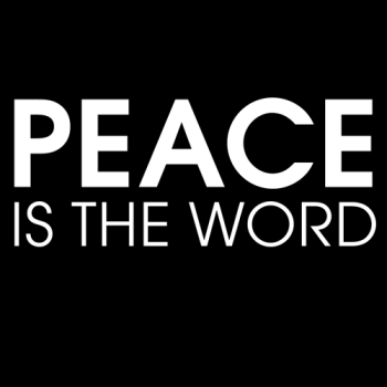Peace-is-the-Word-cover500