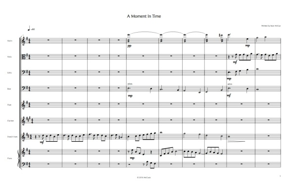 A Moment in Time - FULL SCORE - Page 1.jpg