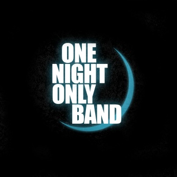 One Night Only Band - Logo 3