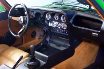 1973 Opel GT Custom - Interior